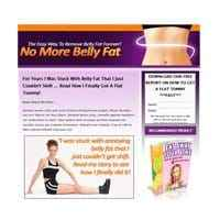Belly Fat Landing Page Template