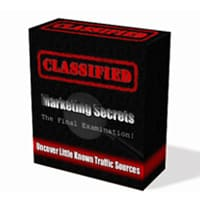 Classified Marketing Secrets