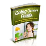 Going Green Foods