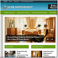 Home Improvement PLR Blog
