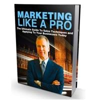 Marketing Like a Pro