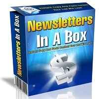 Newsletters In A Box