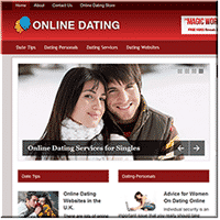 Online Dating Niche PLR Blog