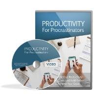 Productivity for Procrastinators Video