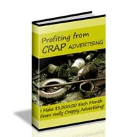 Profiting from CRAP advertising