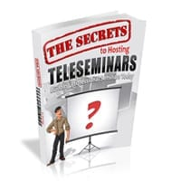 The Secrets To Hosting Teleseminars