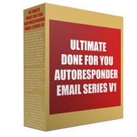Ultimate Done For You Autoresponder Email Series
