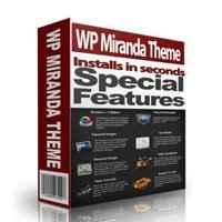 WP Miranda Theme