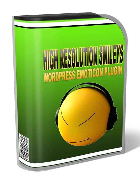 High Resolution Smileys Plugin