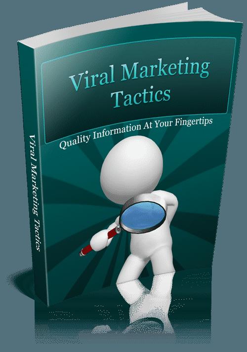Viral Marketing Tactics